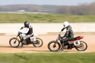 Flat Track - Vintage Racing Spirit - Nicolas Serre 41