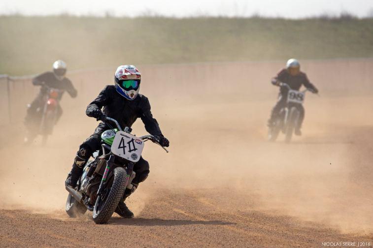 Flat Track - Vintage Racing Spirit - Nicolas Serre 38