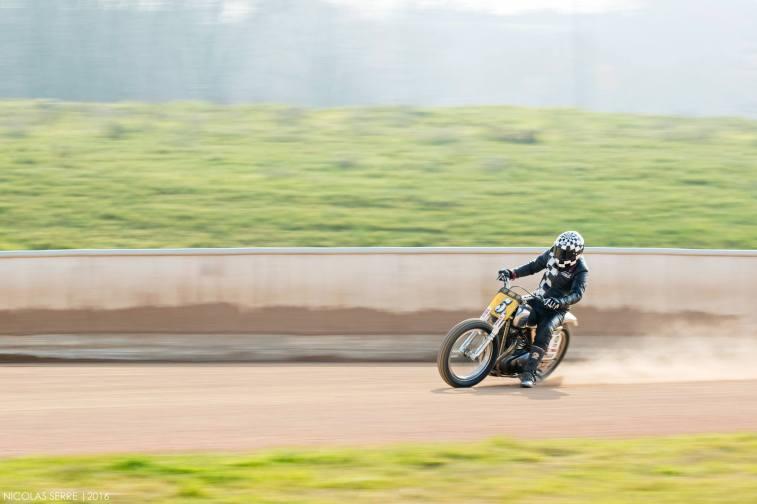 Flat Track - Vintage Racing Spirit - Nicolas Serre 37