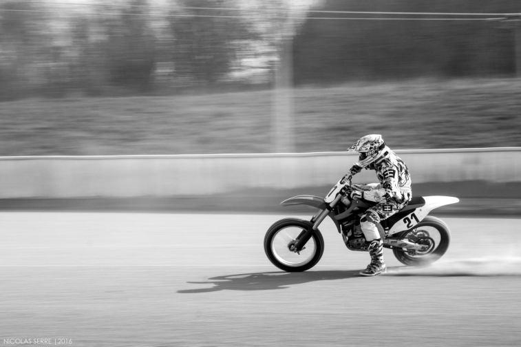 Flat Track - Vintage Racing Spirit - Nicolas Serre 20