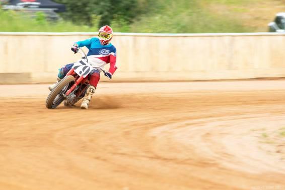 Flat Track - Vintage Racing Spirit - Nicolas Serre 23