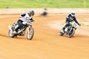Flat Track - Vintage Racing Spirit - Nicolas Serre 17
