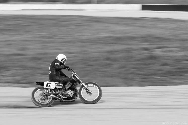 Flat Track - Vintage Racing Spirit - Nicolas Serre 12