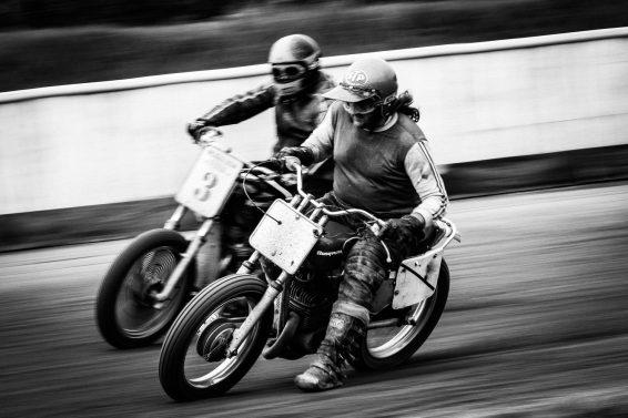Flat Track - Vintage Racing Spirit - Morgan Bove 10