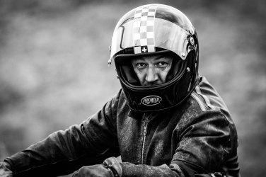 Flat Track - Vintage Racing Spirit - Morgan Bove 15
