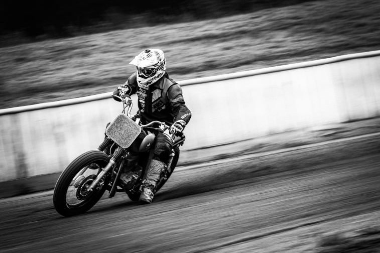 Flat Track - Vintage Racing Spirit - Morgan Bove 17