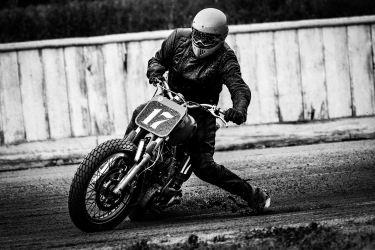 Flat Track - Vintage Racing Spirit - Morgan Bove 25