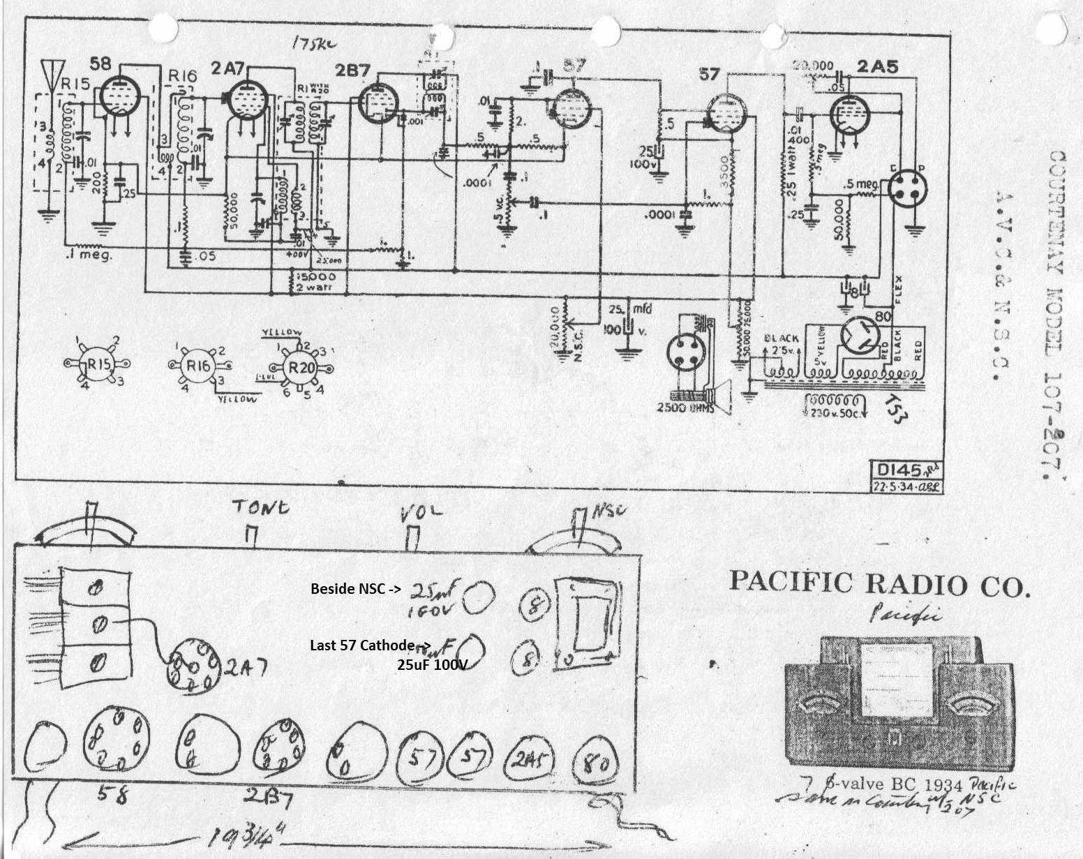 The Nz Vintage Radio Project