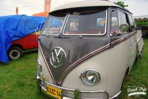 French VW Bus meeting
