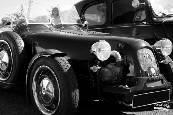 Rassemblement automobile mensuel à Bourges