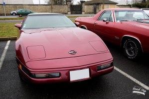 Rassemblement mensuel d'automobiles de Bourges