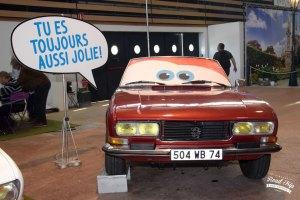 La 41ème édition du salon Epoqu'auto