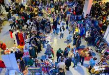 Marché de la mode vintage Lyon 2021