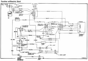 [WRG1056] Cat Engine Diagram