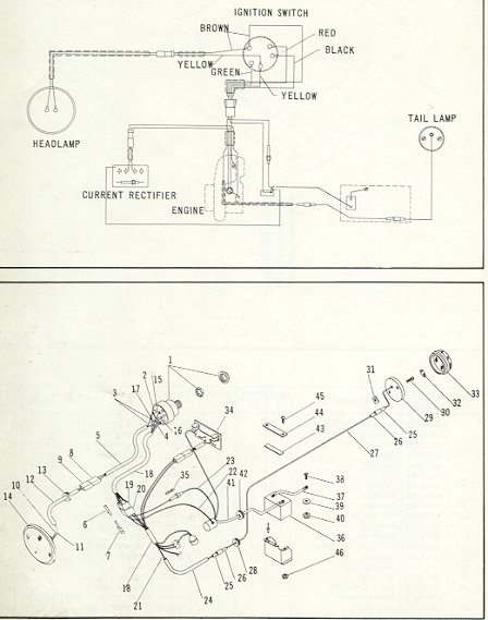 67 Olympique Electric?resize=448%2C569 ski doo wiring diagrams 2003 wiring diagram  at bakdesigns.co