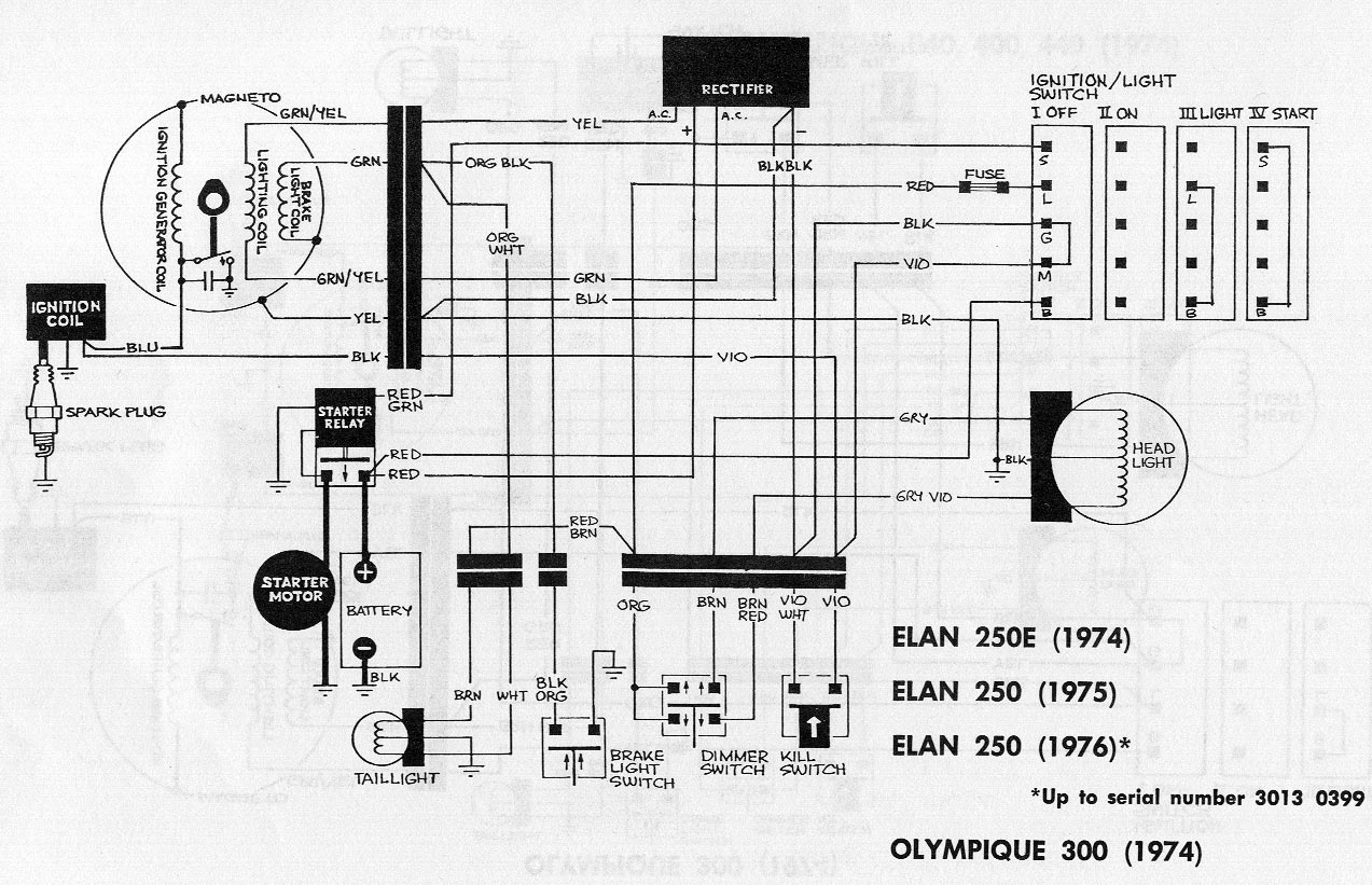 1968 Ski Doo Wiring Diagram Electrical Honda Cb Olympique Example Cb750
