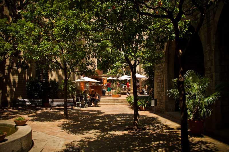 Café d'Estiu Barcelona