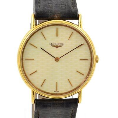 Pre-Owned Classic Longines Quartz Midsize Watch, L4.637.2