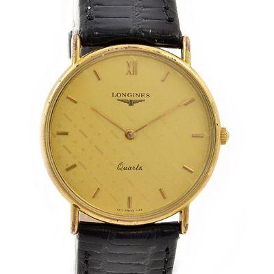 Longines Classic Quartz Midsize Pre-Owned Watch