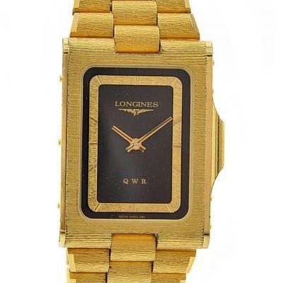 Pre-Owned Longines QWR Quartz Midsize Watch