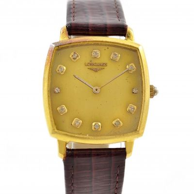 Longines Classic 523 Hand Wind Midsize Watch