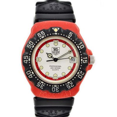 Pre-Owned and Classic Tag Heuer F1 Midsize Watch 383.513/1