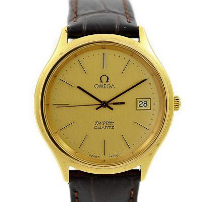 Pre-Owned Omega De Ville Cal.1342 Quartz Mens Watch 192.0033 2977