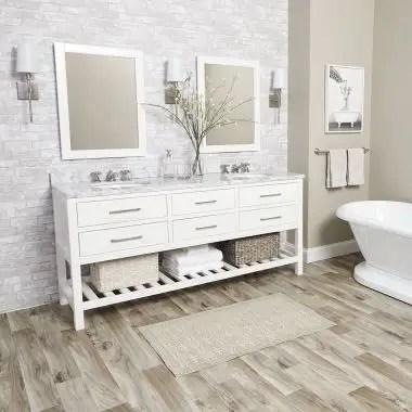 bathroom vanities barn door vanity