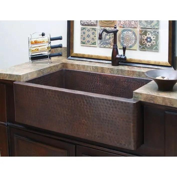 hampton 36 inch apron farmhouse sink antique