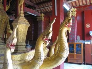 In Wat Xieng Thong