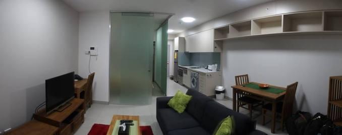 The apartment at Zen