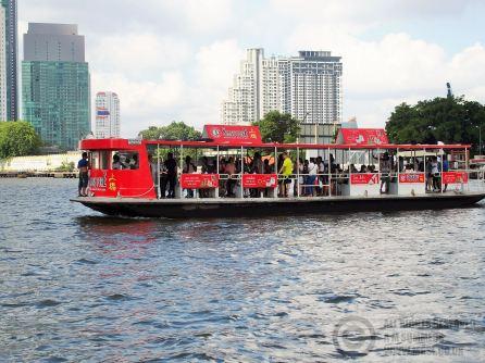 cross-river ferry