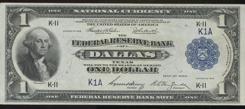 The Federal Reserve Bank of Dallas