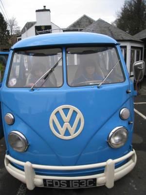 VW Campervan Fun