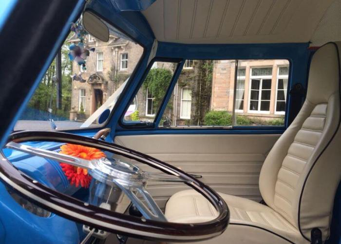 Vintage VW Campers #weddings