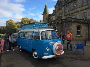 Oor Wullie VW Camper at Callendar House