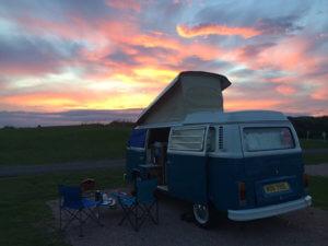 Ziggy Sunset in Fife