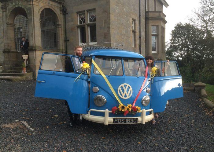 VW Weddings Fife