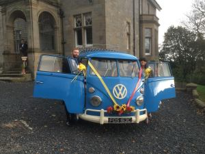 VW Weddings Fife