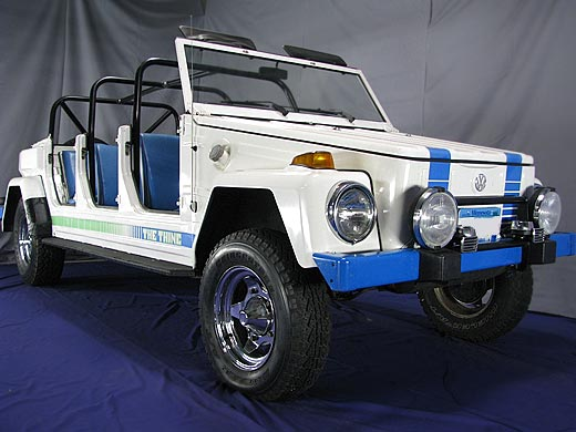 Safari Grande 6-Door Acapulco VW Thing Limousine