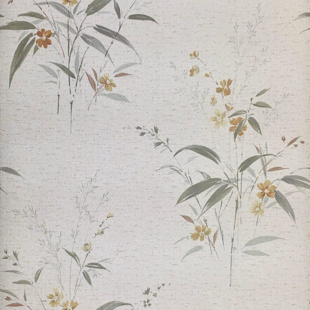 Vintage Wallpapers Online Shop Vintage Botanical Wallpaper