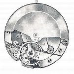 Felsa 4006 watch movement