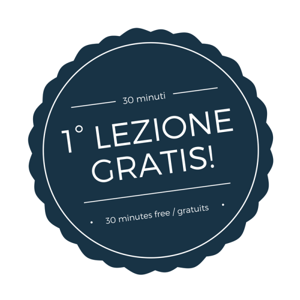 Lezione gratis lezioni inglese italiano Giordano Vintaloro skype messenger