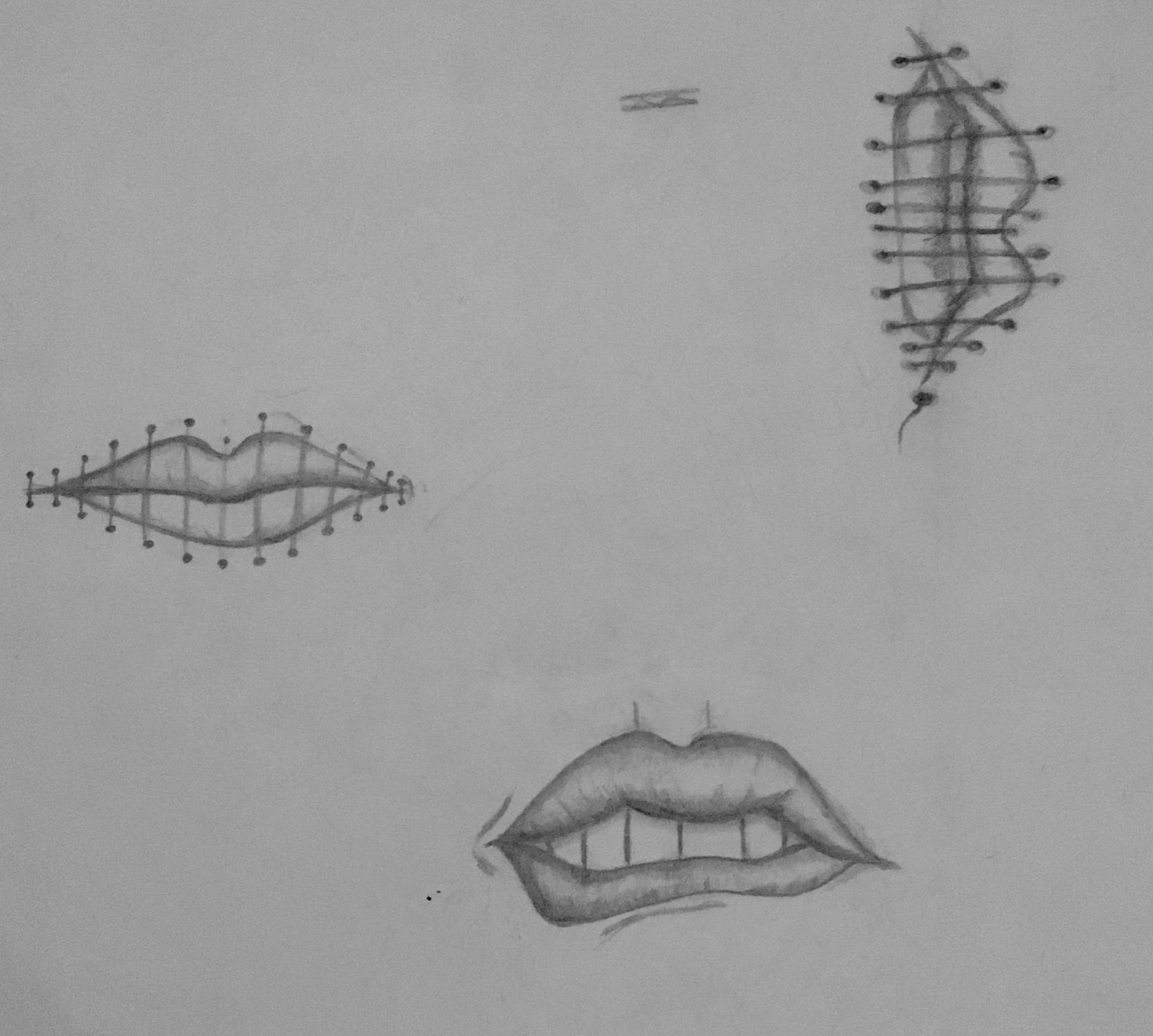 Sample from an illustrative mouth exploration.