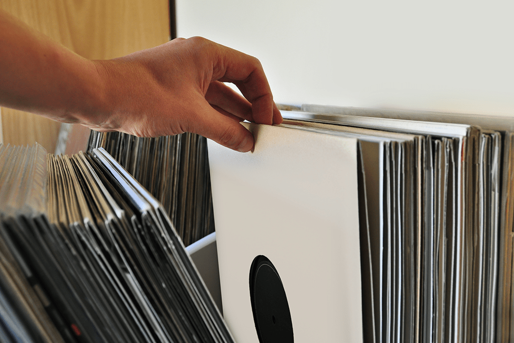 How To Build Vinyl Collection