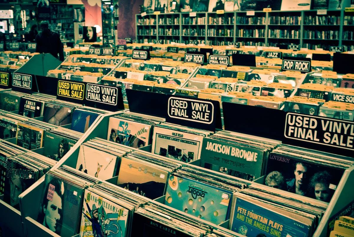 Vinyl Sales on Rise Again