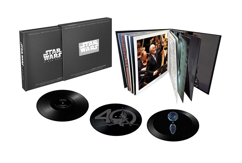 Star Wars: Episode IV vinyl box-set