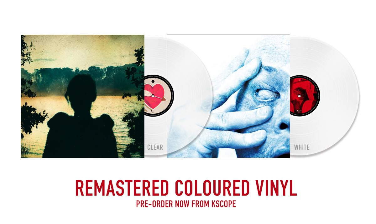 "PORCUPINE TREE's ""In Absentia"" and ""Deadwing"" to Receive Vinyl Reissues"