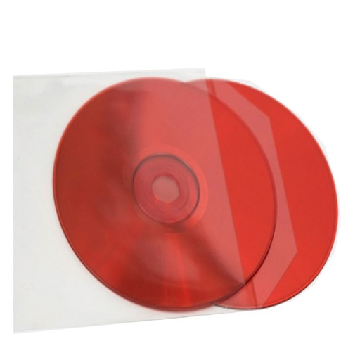 CD In Plastic