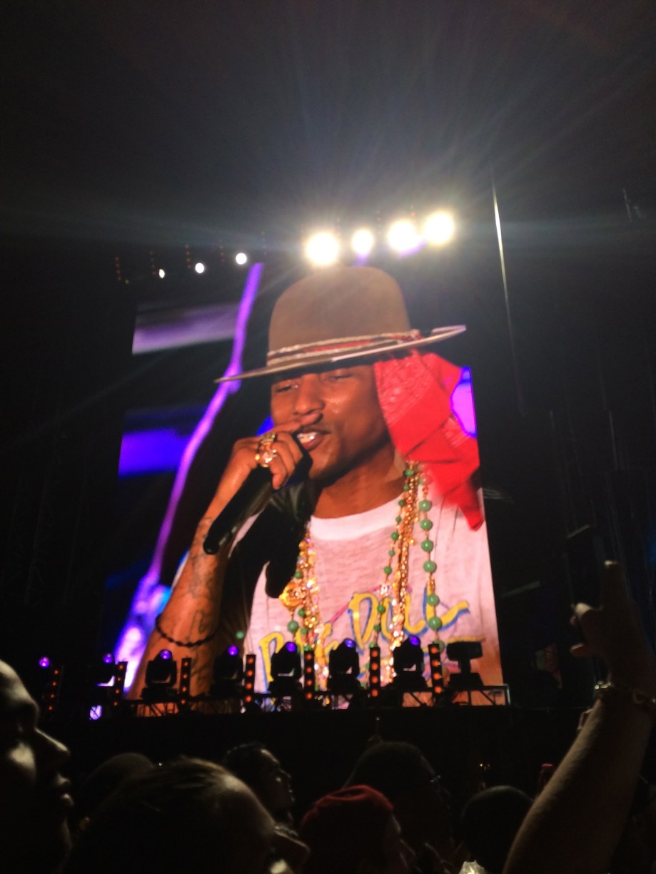 Pharrell Made In America 2